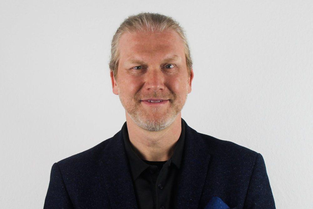 Portrait von Joachim Krüger
